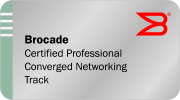 Brocade Certified Professional Converged Networking